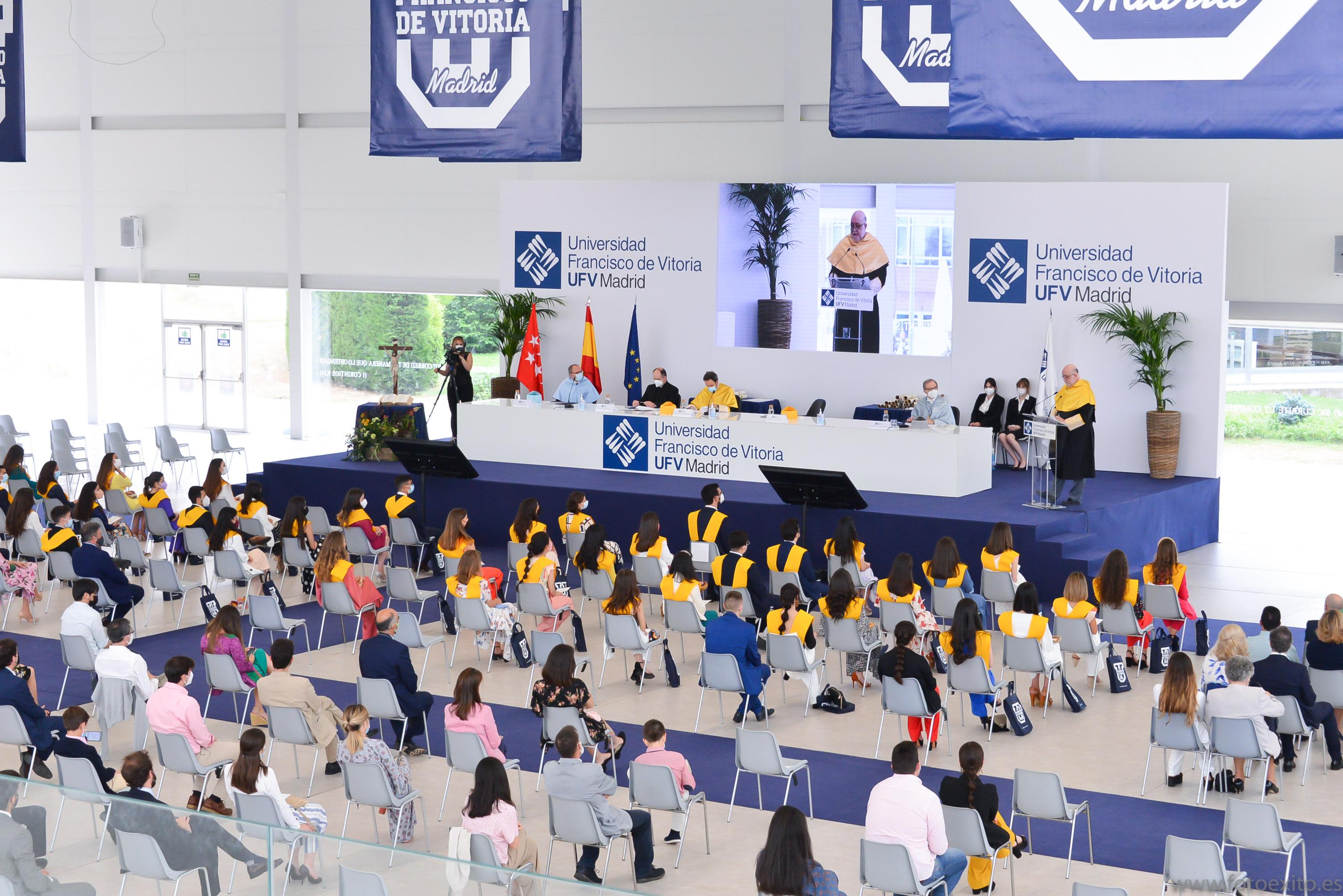 210605UFVPM 0393 Actos académicos Estudiar en Universidad Privada Madrid