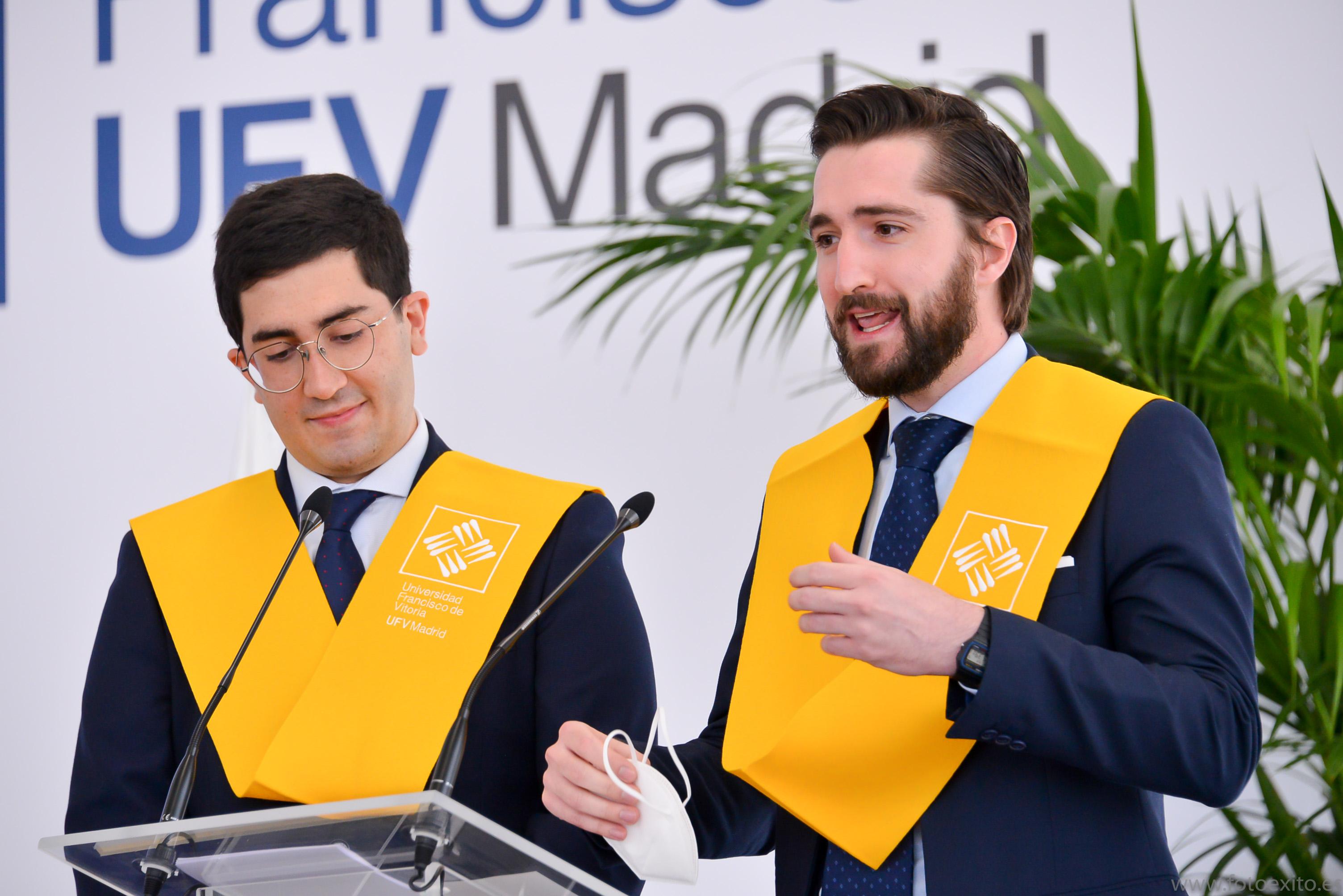 210605UFVPM 0655 Actos académicos Estudiar en Universidad Privada Madrid
