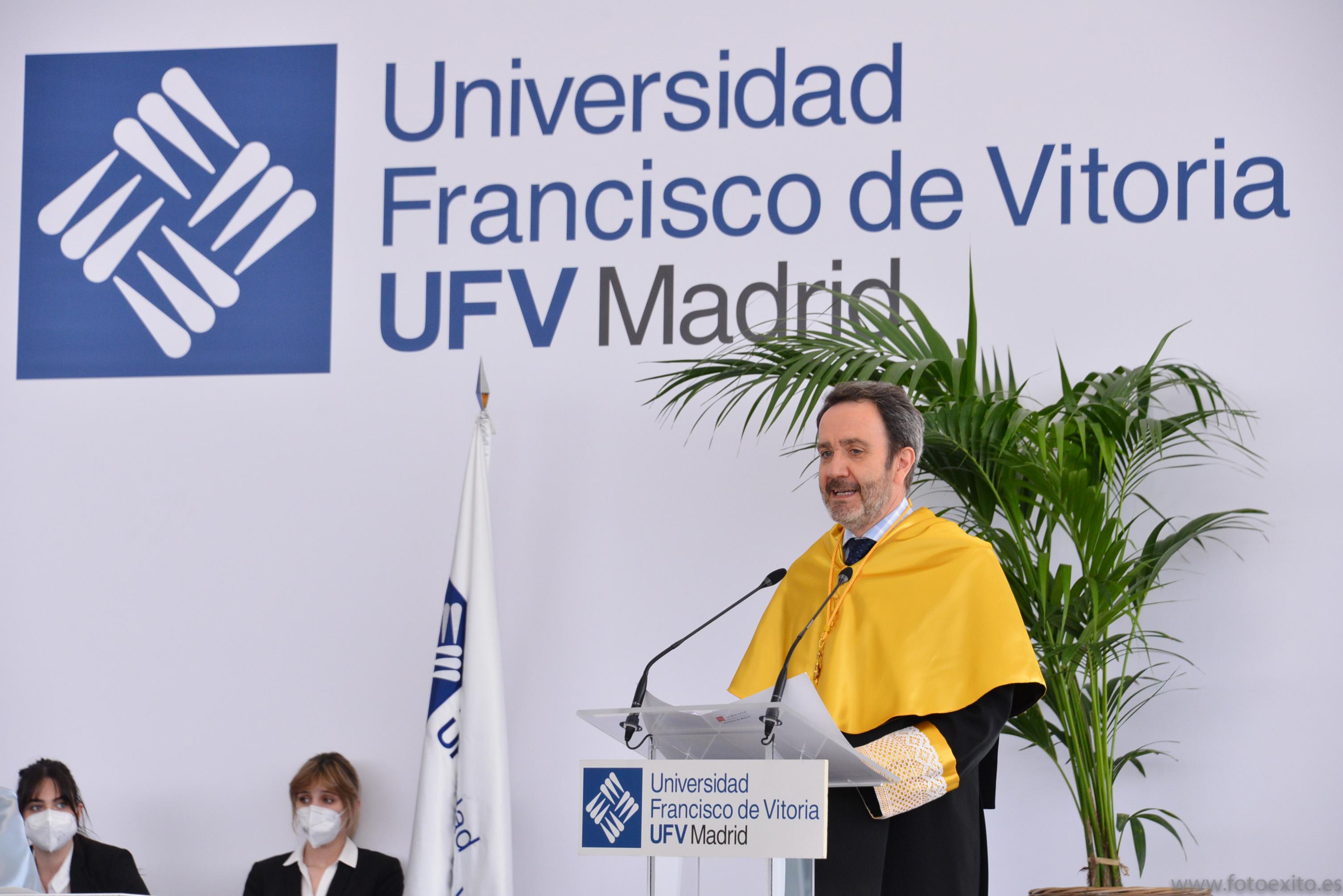 210605UFVPM 0740 Actos académicos Estudiar en Universidad Privada Madrid