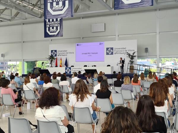 jornada pas 2 actualidad UFV Estudiar en Universidad Privada Madrid