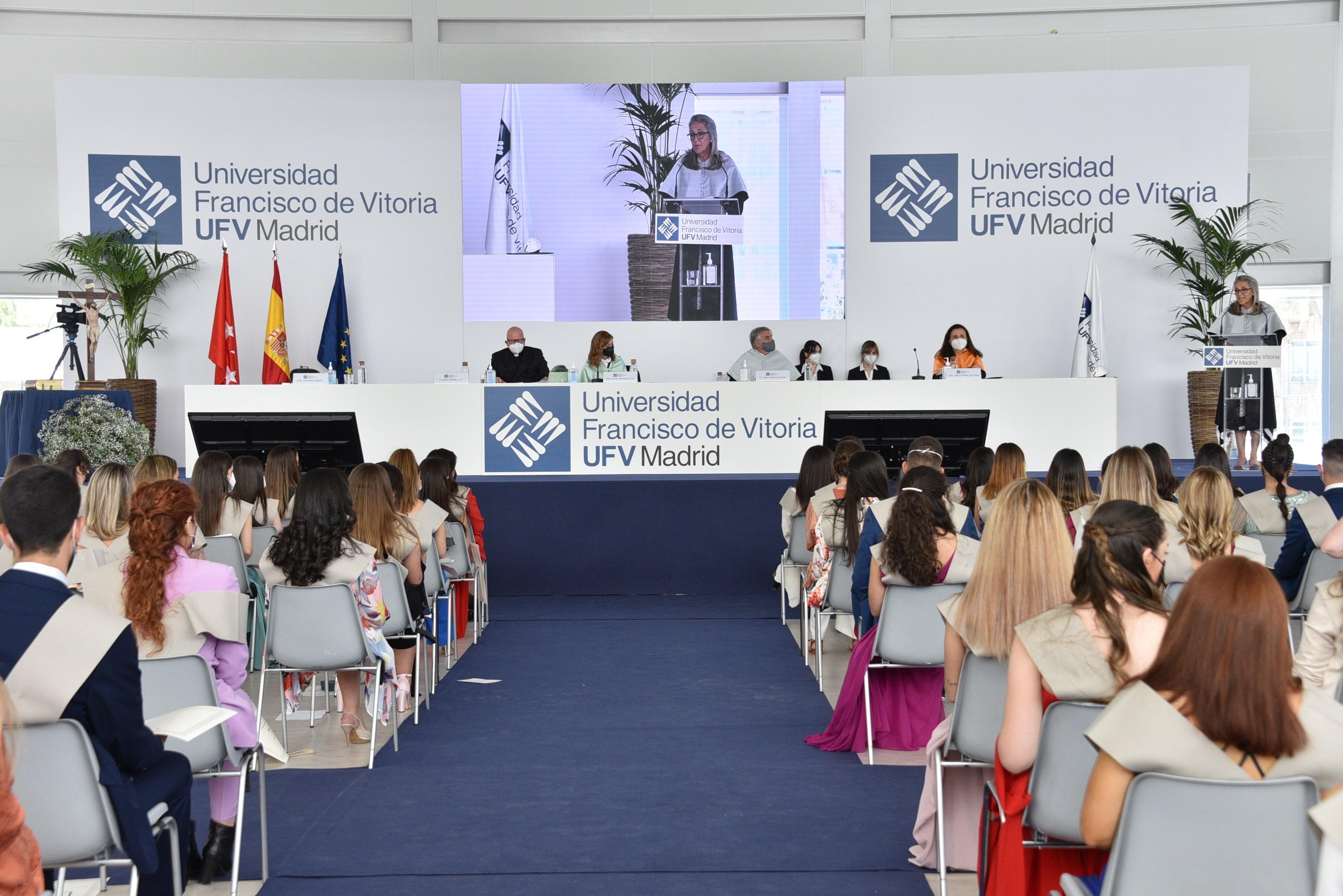 210627UFV 1384 min Actos académicos Estudiar en Universidad Privada Madrid