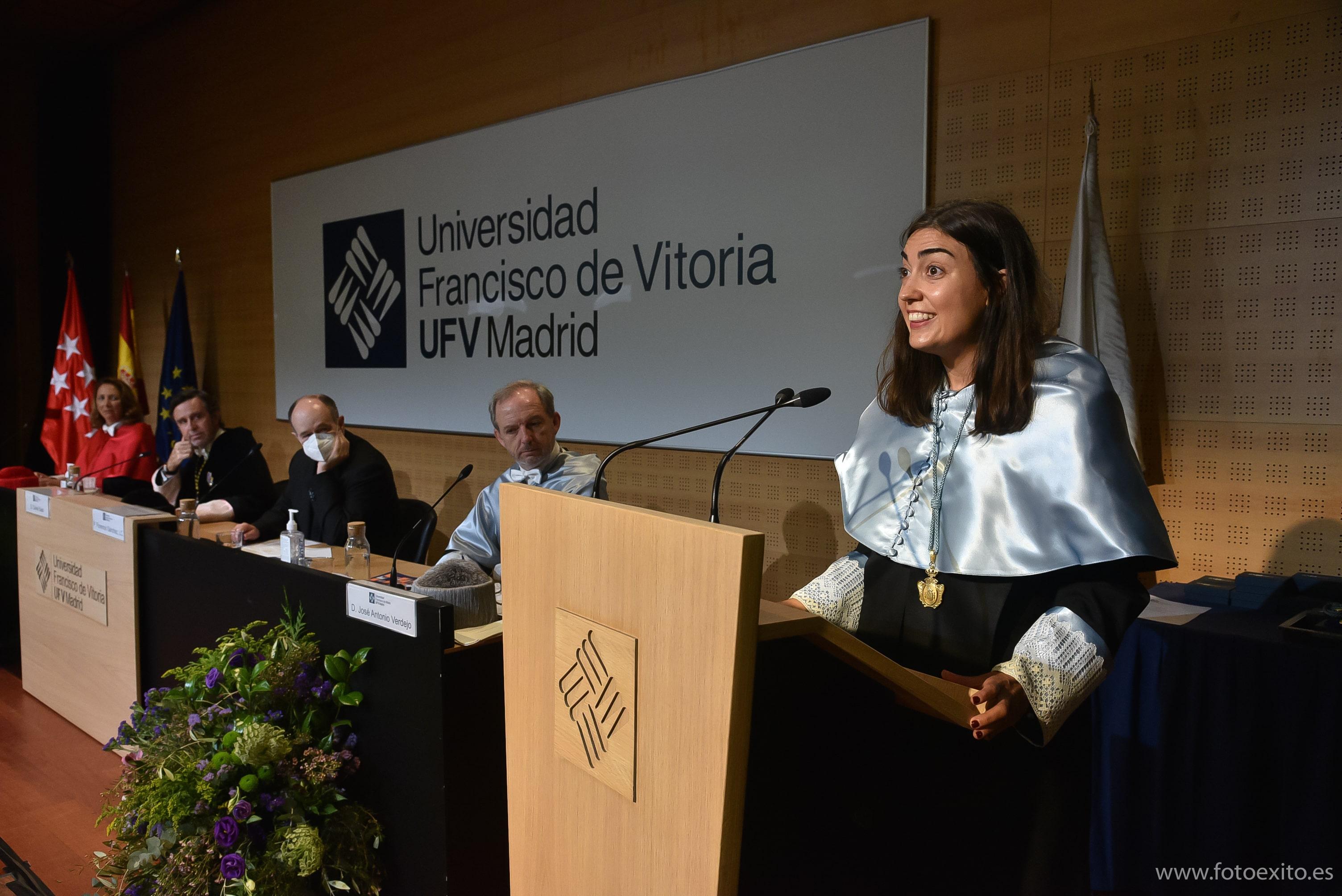 210915UFV 329 min Actos académicos Estudiar en Universidad Privada Madrid
