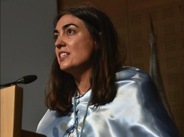 Carmen Romero La Universidad Francisco de Vitoria inaugura el Curso Académico 2021/2022 con presencialidad completa para alumnos y con las precauciones necesarias para que la vuelta al campus sea segura Estudiar en Universidad Privada Madrid