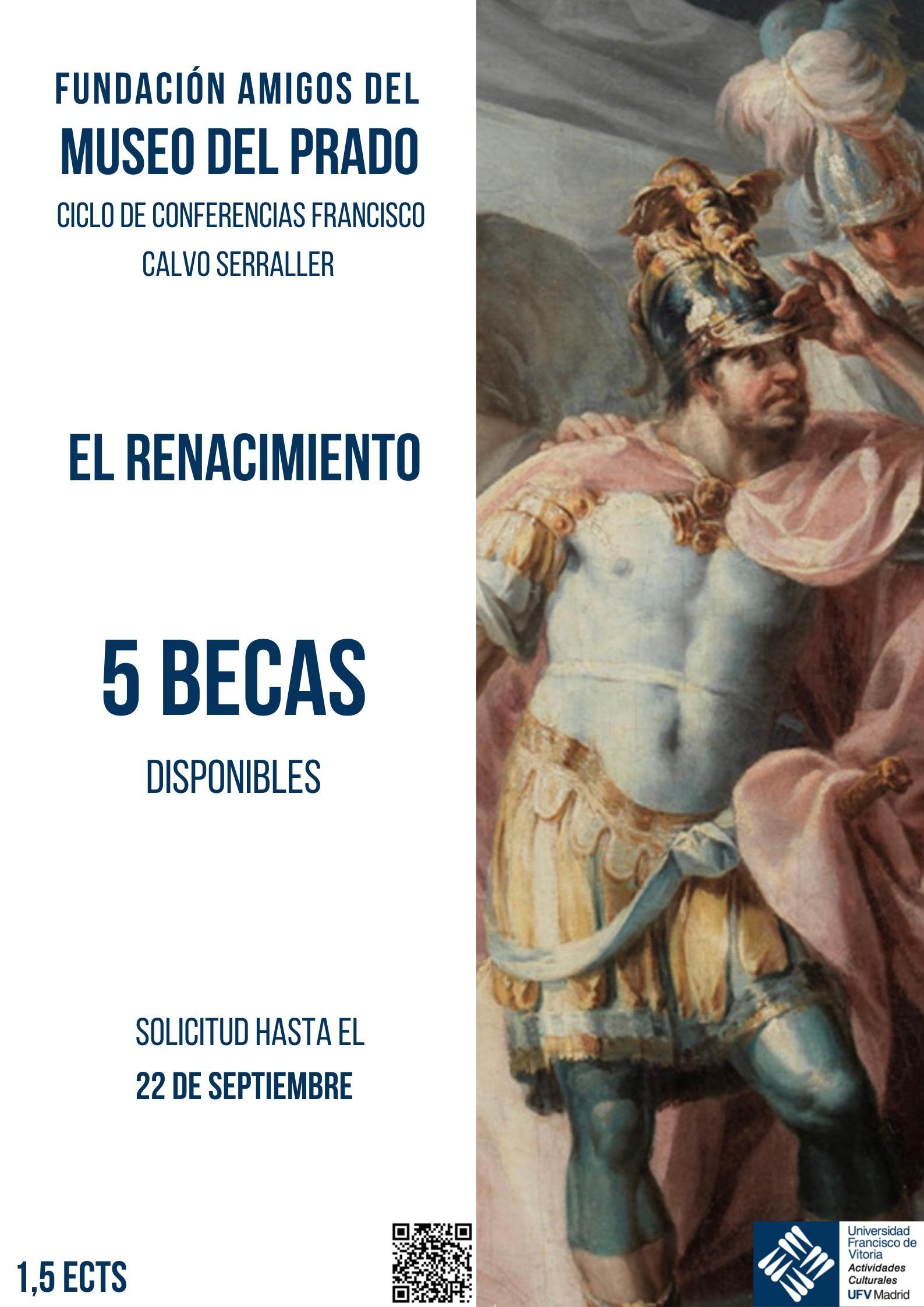 Ciclo Renacimiento Fundación Amigos del Museo del Prado Estudiar en Universidad Privada Madrid