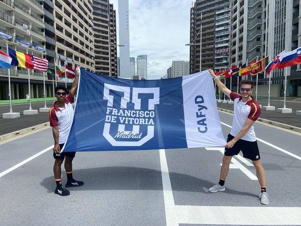Jorge Gutierez Hellin paralimpicos Tres profesores del Grado en CAFYD, presentes en los Juegos Olímpicos y Paralímpicos de Tokio 2020 Estudiar en Universidad Privada Madrid