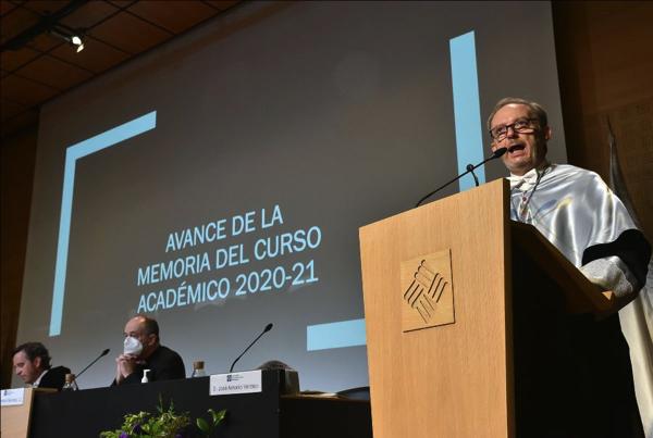 José Antonio Verdejo La Universidad Francisco de Vitoria inaugura el Curso Académico 2021/2022 con presencialidad completa para alumnos y con las precauciones necesarias para que la vuelta al campus sea segura Estudiar en Universidad Privada Madrid