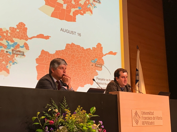 Presentación Grado RRII actualidad UFV Estudiar en Universidad Privada Madrid