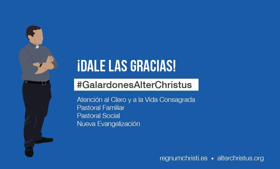 %name Los VIII Galardones Alter Christus conceden un reconocimiento especial a los sacerdotes dedicados a los enfermos de COVID Estudiar en Universidad Privada Madrid