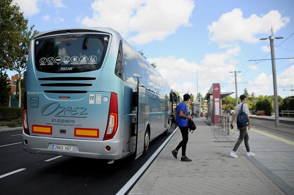 bus4 La Universidad Francisco de Vitoria pone en marcha un autobús gratuito para trasladar al campus a los alumnos que vivan en Boadilla Estudiar en Universidad Privada Madrid