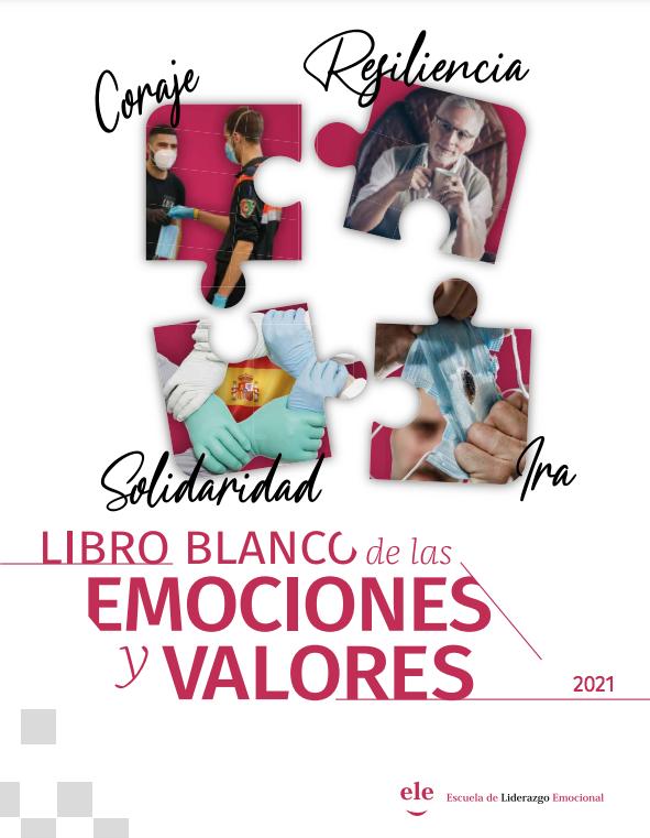 libro blanco El P. Justo, L.C. y Macarena Botella publican sendos artículos en el Libro Blanco de las Emociones y Valores 2021 Estudiar en Universidad Privada Madrid