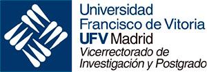 logotipo vicerrectorado investigacion ufv Noche de los Investigadores Estudiar en Universidad Privada Madrid