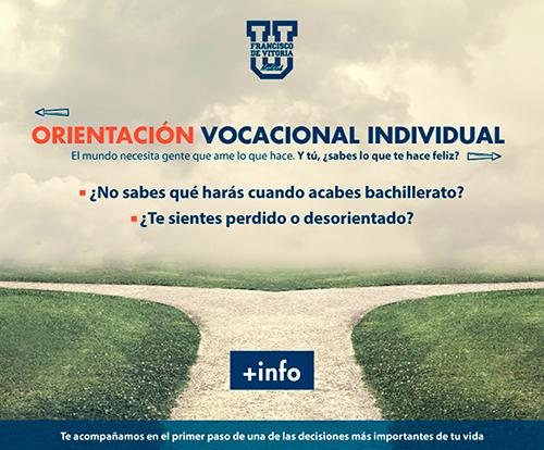 orientacion vocacional individual ufv Orientación universitaria Estudiar en Universidad Privada Madrid