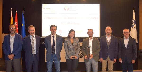 premios catedra UFV Merck  Dos jóvenes investigadores del CNIO y el Hospital Clínic de Barcelona, premiados por sus investigaciones  en Inmunología Estudiar en Universidad Privada Madrid