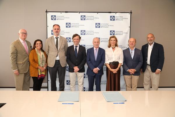 catedra isn ufv 2 Se crea la nueva Cátedra UFV  Instituto Superior de Negociación UFV Estudiar en Universidad Privada Madrid